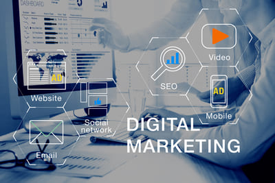 Best digital marketing company in london - kiwek interactive