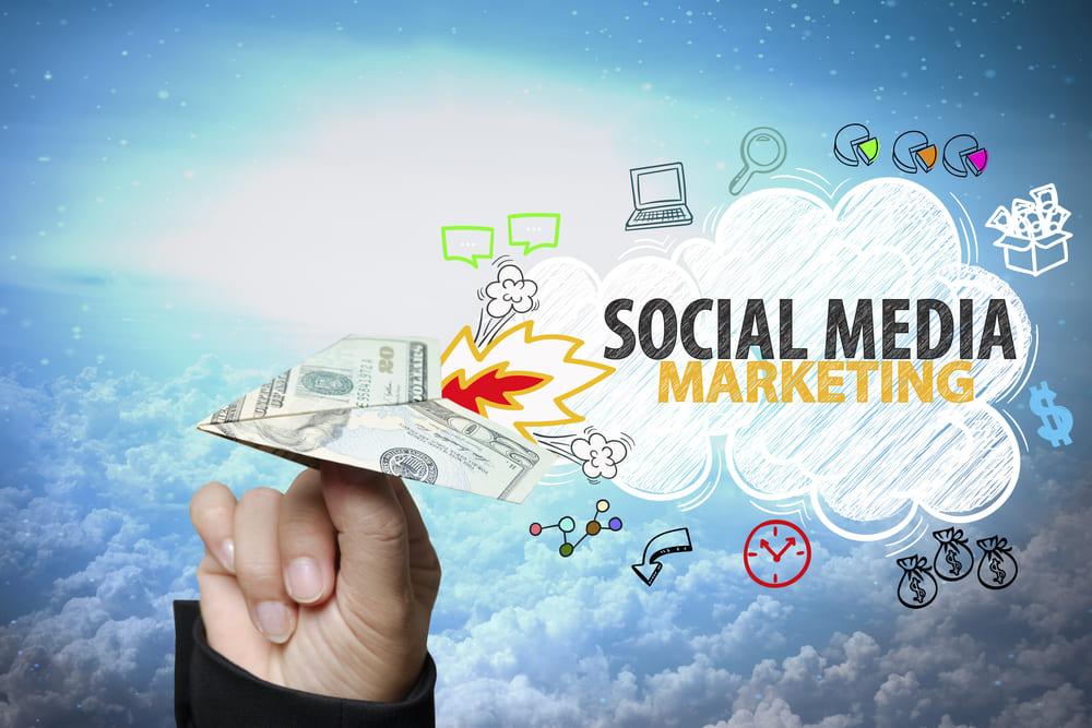 social media marketing firm in London