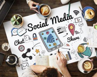Social media marketing company in london